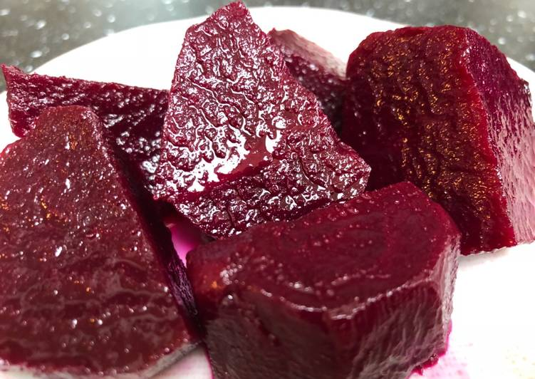 traditional pickled beetroot recipe main photo