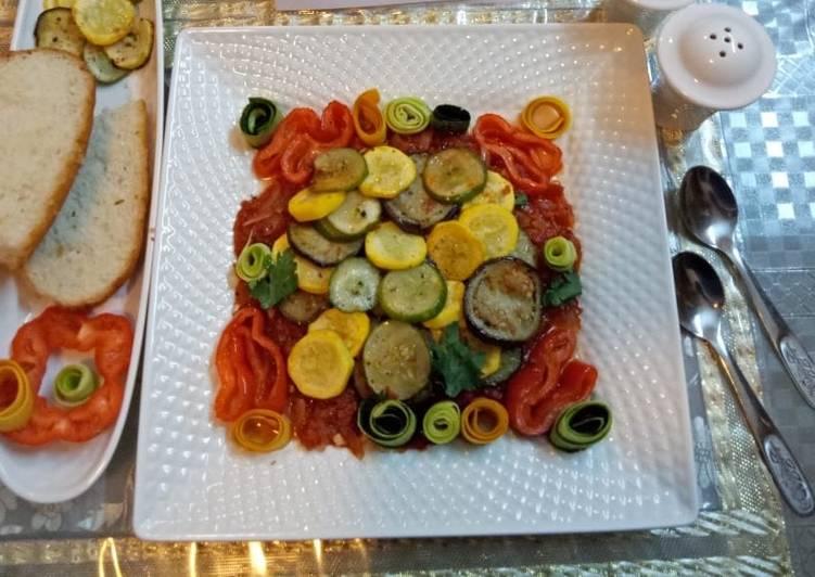 traditional ratatouille recipe main photo