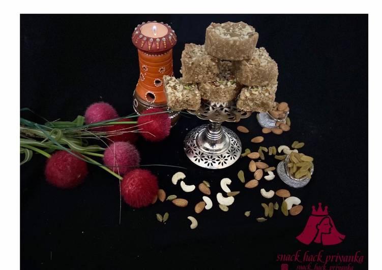 traditional sindhi sweet recipe main photo