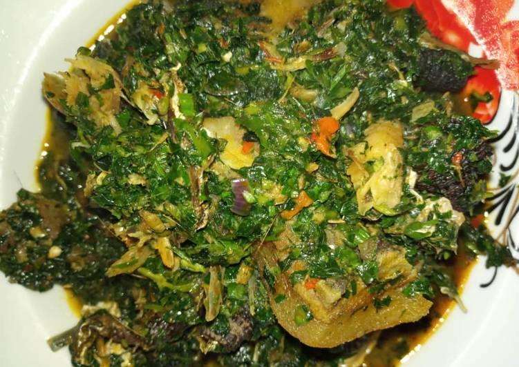 vegetable soup recipe main photo