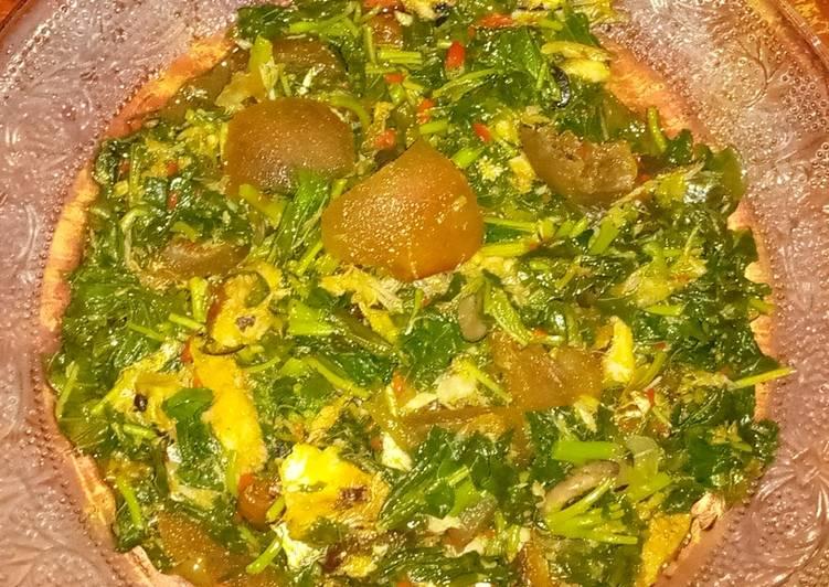 vegetable soupefo riro🥵 recipe main photo 1