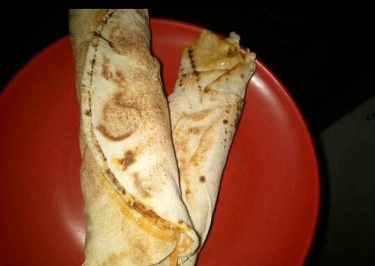 vegetables shawarma recipe main photo