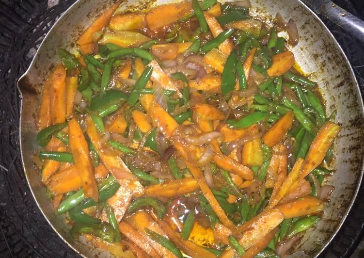 vegetables soup recipe main photo 4