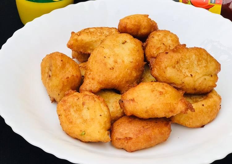 African Dish Yam akara