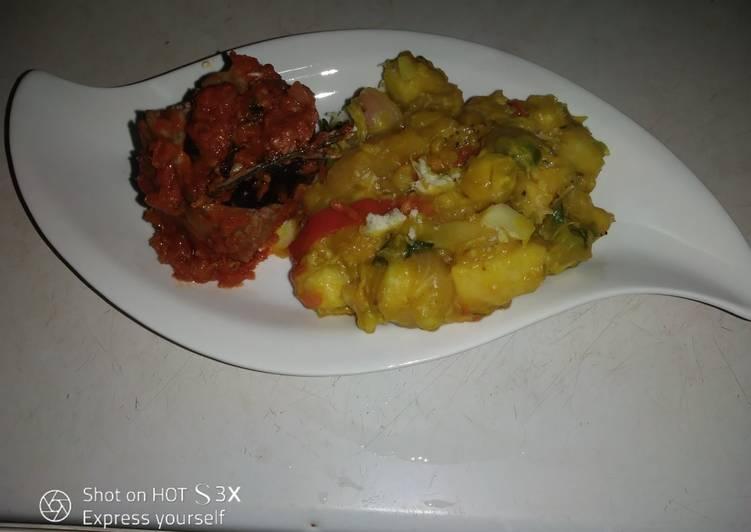 yam plantain porridge abjmoms recipe main photo 1