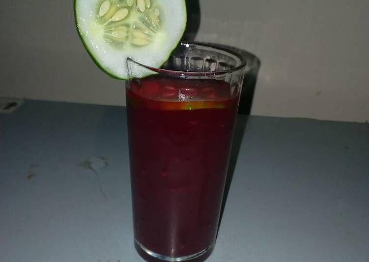 West African Foods Zobo drink